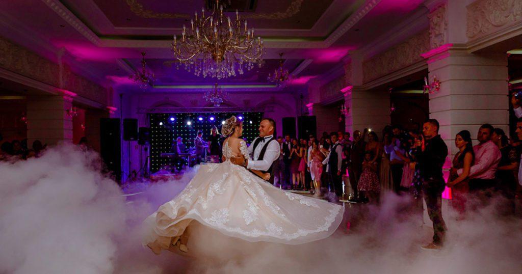 Provocări ale unui videograf de nuntă