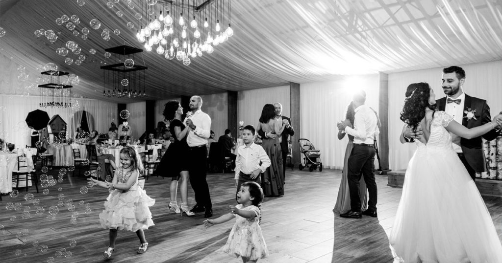 Nunțile și copiii Fotograf nunta galati