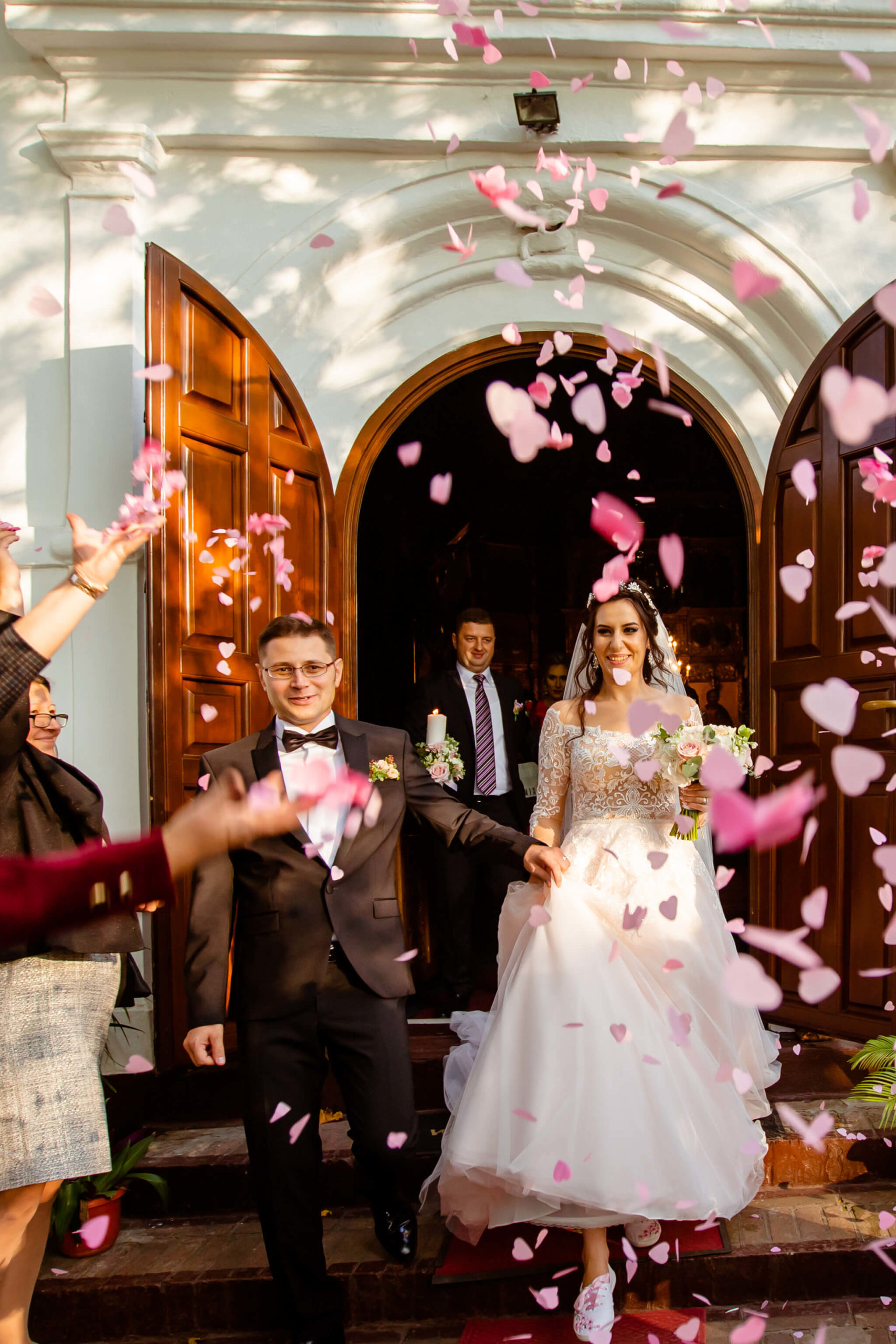 Confeti nunta