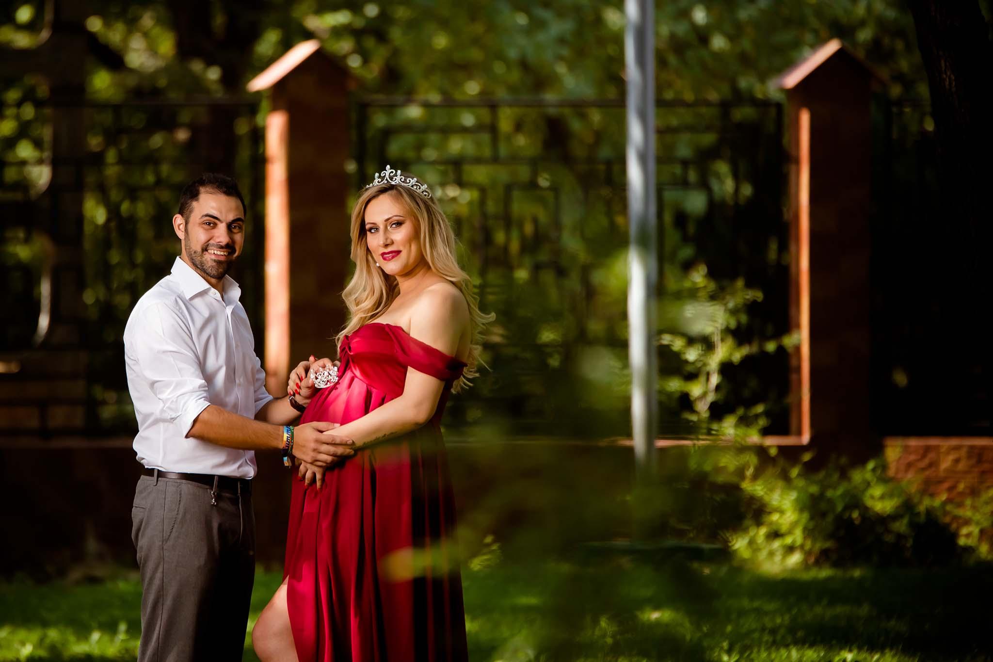 fotograf maternitate