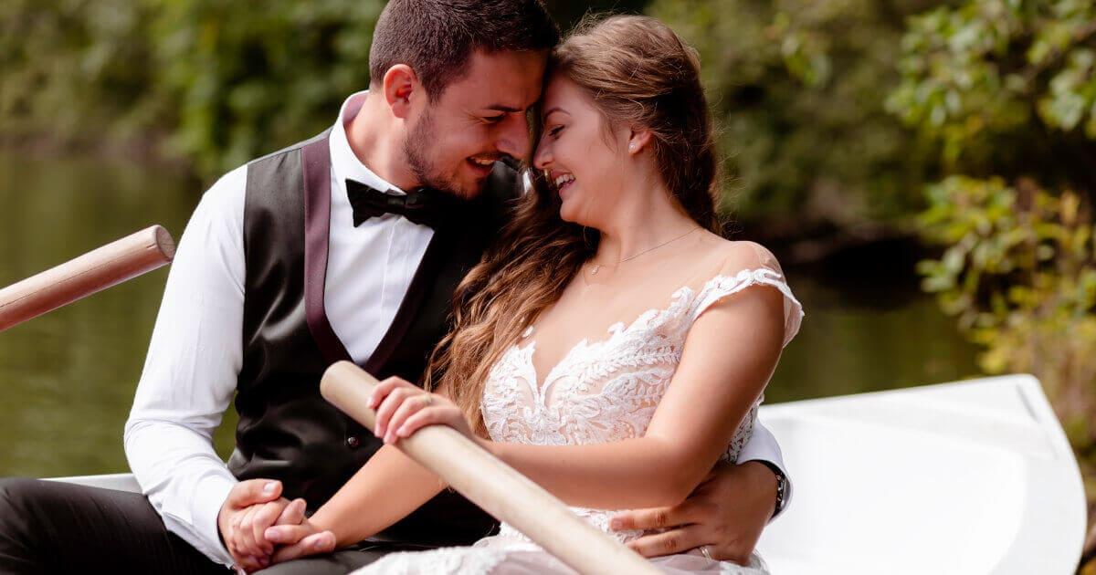 Oamenii de nunta de intalnire